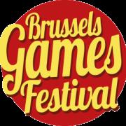 Bruxelles games festival logo