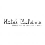 logo hotel boheme