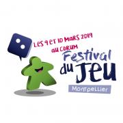 logo festival jeux montpellier