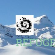 logo refuge plan du lac