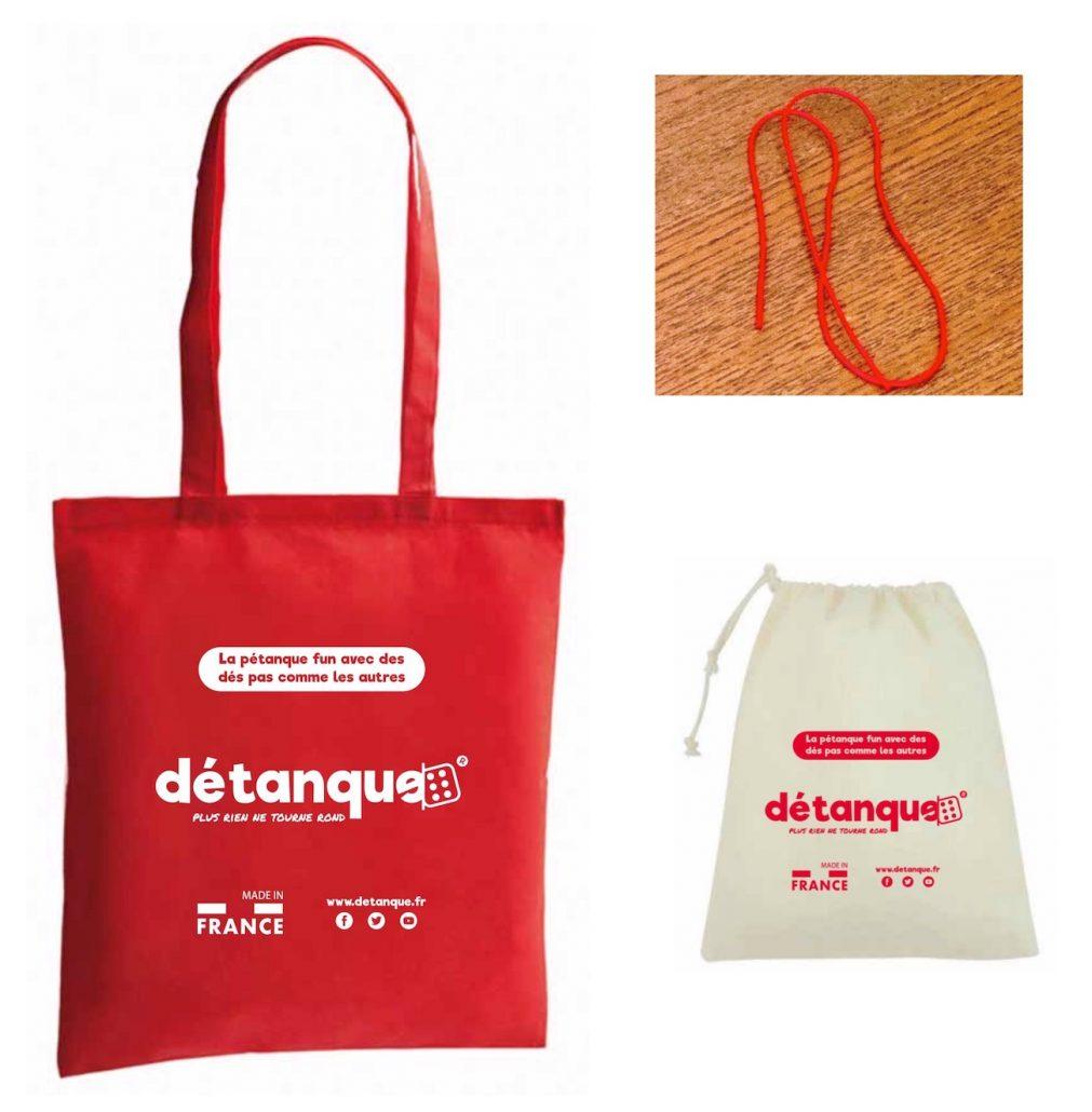 emballage 07 sacs transport et fil