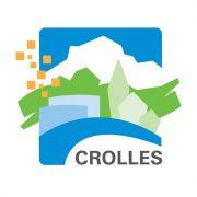 Logo ville Crolles