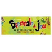 Logo Biennale Jeu Saint Maurice Exil