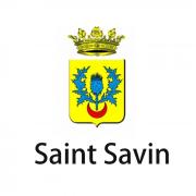 Logo ville Saint Savin
