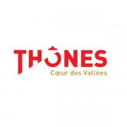 Logo ville Thônes