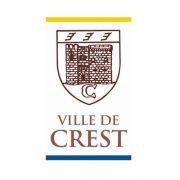 Logo ville de Crest