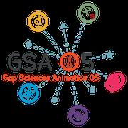Logo Gap Sciences Animation